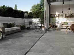 Cardoso / Grigio Chiaro / 60x120 / Antracite / 60x120