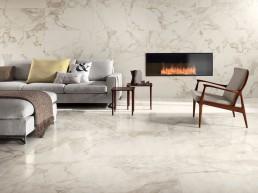 Roma / Calacatta Matt + Lux / 75x150