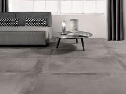Cottocemento / dark grey / 60,4x120,8