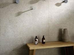 Gris Fleury / Bianco / 30x120