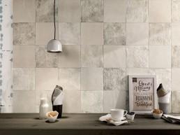 Maku / White / Grid White / 20x20