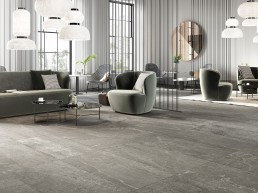 Blendstone / Dark Grey / 45x90