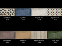 Elegant / Colours 15x30