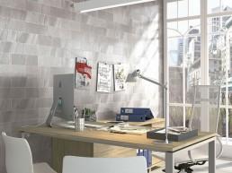Satin Marble / Grey / 10x30