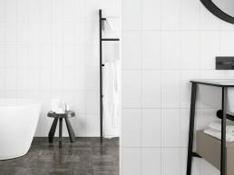 Blanco / Blanco Brillo / 15x30