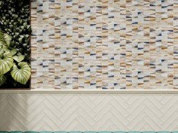 Ocean / Mink + Decor Wood Mix / 7,5x30