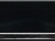 Bisel / Negro Brillo / 7,5x15