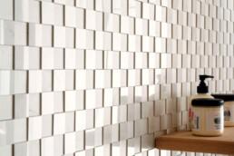 Allmarble / Altimisso Mosaico 3D / 30x30