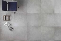 Graffiti / Griggio / 75x75