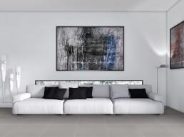 Softstone / Mid Grey / 60x60