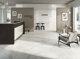 Marmorea / Bianco Statuario / 75x150