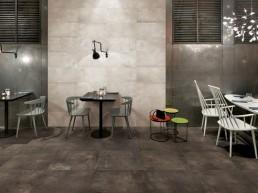 Plant / iron / 60x60 + clay / 30x60