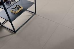 Silver Stone / Greige Liscio / 45x90