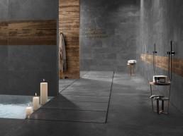 Stonework / Ardesia Nera / 60x120 / 60x120 T20 / 30x120