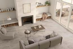 Es Essen / Tortora + RVL Sand / 45x90
