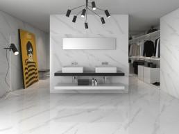 Statuary / Blanco / 60x120