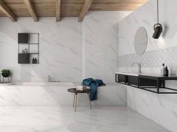 Statuary / Blanco / 60x60