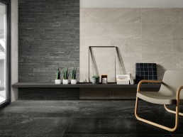 Blendstone / Grey 30x60 + Graphite / 60x120
