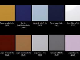 Carpio / 20x20 / Colours 1