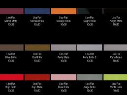 Liso Flat / 10x30 / Colours 2
