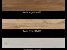 Rainier colours